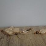 Paddenstoel slinger, landelijke decoratie, herfstdecoratie