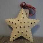 Ster, landelijke decoratie, sterren
